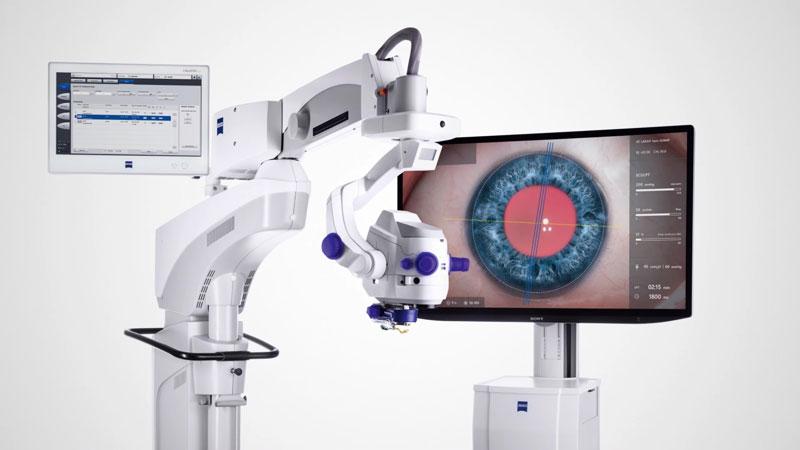 3D eye surgery in mumbai
