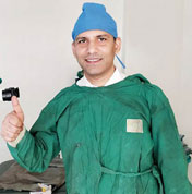 Dr. Anil Kumar Yadav, Best Eye Surgeon in Mumbai
