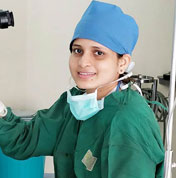 Dr. Rushita Kamdar, Best Eye Surgeon in Mumbai