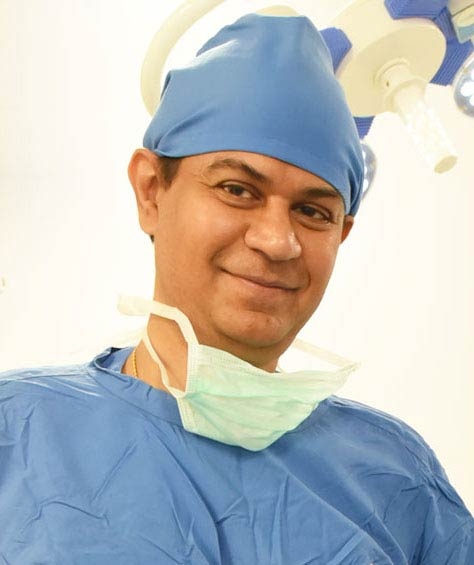 Dr. Niteen Dedhia, Best Eye Surgeon In Mumbai